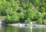 Location vacances Mníšek pod Brdy - Holiday home Slapy 1-2