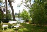 Location vacances Véretz - La Maison du Lac-4