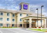 Hôtel Middlesboro - Sleep Inn & Suites Middlesboro-2