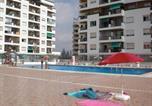 Location vacances Peñíscola - Papa Luna Apartamento-4