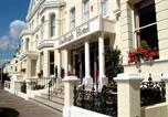 Hôtel Eastbourne - Hadleigh Hotel-1