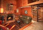 Location vacances Provo - Creekside Cabin-3