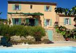 Location vacances Faucon - Villa in Faucon-1