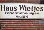 Location vacances Baltrum - Ferienhaus Wietjes-4