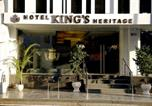 Hôtel Surat - Hotel King's Heritage-4