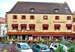 Hôtel Sainte-Sabine-Born - Logis Hotel Le Perigord-3