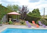 Location vacances Saint-Rabier - Holiday Home La Bachellerie-4