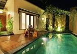 Location vacances Mengwi - Ardha Chandra Villa-1