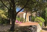 Location vacances Le Caylar - Aux Quatrefeuilles d'Oc - Gîte Lavande-4