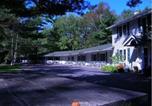 Hôtel Bar Harbor - Acadia Pines Motel-4