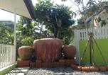 Location vacances Bang Sare - บ้านสวน บางเสร่-2