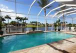 Location vacances Fort Myers - Sw 16th Place Three-Bedroom Villa 730-2
