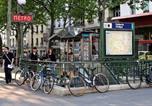 Hôtel 16, rue de la Forge Royale - 75011 Paris 11ème - Hipotel Paris Bastille Saint Antoine-2