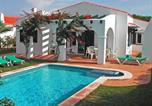Villages vacances Son Xoriguer - Holiday Park Villas Cala'n Bosch V3d St 03-2