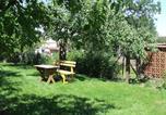 Location vacances Dubovice - Apartmány Hrubešovi-4