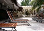 Hôtel La Penita de Jaltemba - Marina Azul-4
