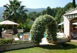 Location vacances La Gaude - Vue sur Vence entre Nice et Cannes-2
