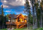 Location vacances Livingston - Moonlight Mountain Home 17-2