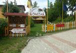 Camping Figline Valdarno - Ecochiocciola Centro Turistico-2