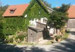 Location vacances Bischofsheim an der Rhön - Ferienwohnung in den Dorfwiesen-1