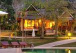 Villages vacances Laem Klat - Kooncharaburi Resort Koh Chang-3
