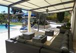 Location vacances Le Beausset - Villa piscine chauffé-1