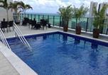 Hôtel Recife - Apart Hotel em Boa Viagem-3