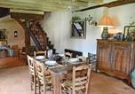 Location vacances Saint-Cyprien - Holiday home Château de Monsec J-578-4