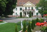 Hôtel Kaposvár - Gesztenye Kastélyhotel-4
