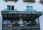Hôtel Tampico - Mansion Real Tampico-2