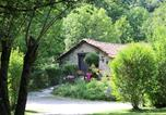 Camping avec Site nature Cantal - Camping Moulin de Chaules-3