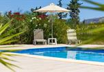 Location vacances Βαμος - Olive Garden Villa-1