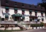 Hôtel Corbigny - Logis De La Poste-4