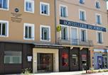 Hôtel Saint-Laurent-de-Chamousset - Hostellerie du Forez