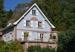 Location vacances La Vancelle - Maison des 4 Voyageurs-4