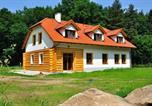 Location vacances Benešov - Farma Ztracenka-2