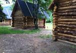 Camping Orebić - Eco Village Boracko Jezero-2