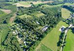 Camping avec Site nature Haulmé - Camping Floreal Gossaimont-1
