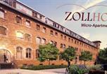 Location vacances Nürnberg - Zollhof Apartment-2
