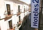Hôtel Cáceres - H2 Caceres-2