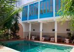 Hôtel Tarmigt - Maison d'hôtes Dar Farhana-3