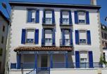 Hôtel Hendaye - Hotel La Palombe Bleue-1