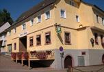 Hôtel Riegel am Kaiserstuhl - Linde Stube-2