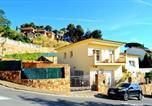 Location vacances Tossa de Mar - Villa San Josep-1