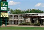 Hôtel Brooks - Plains Motel-1