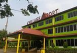 Villages vacances Melaka - D'Village Resort Melaka-3