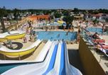 Camping avec Ambiance club Port-Vendres - Camping Le Soleil de La Méditerranée-1