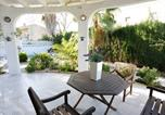 Location vacances Deltebre - Holiday Home Flora.1-4