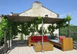 Location vacances Luzech - Holiday home Compostella 1-3