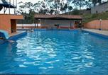 Location vacances São José dos Campos - Pousada dos Oliveiras-1